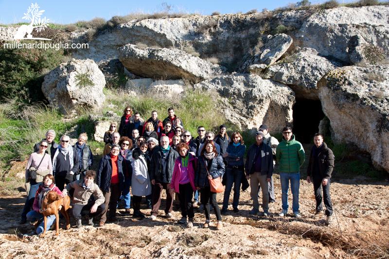 itinerario naturalistico archeologico