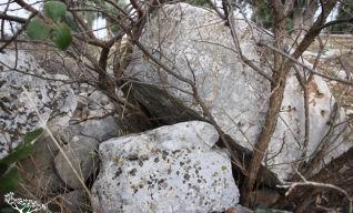 Megalite probabile ortostato.