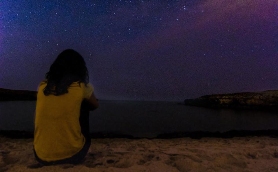 notte di san lorenzo in natura tra il mare, il bosco e le stellemillenari  di puglia  millenari di puglia